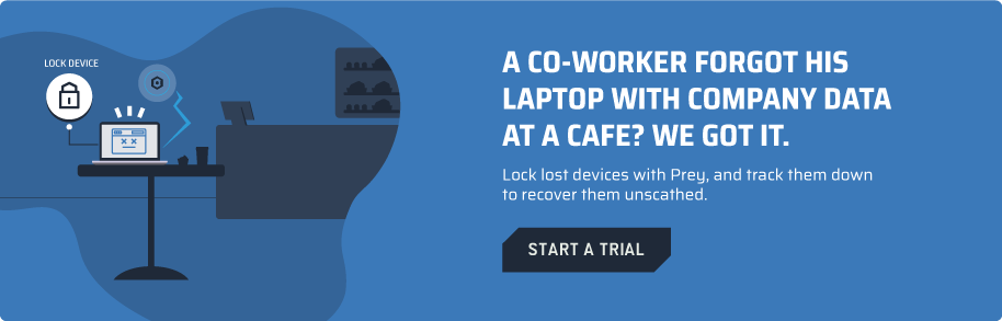 laptop loss theft tracking